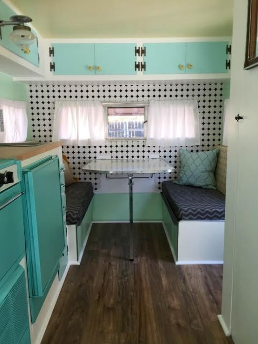 Fully Restored 1967 JET Vintage Travel Trailer, 13′ Long