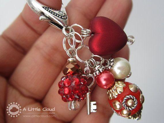 how to make purse charms