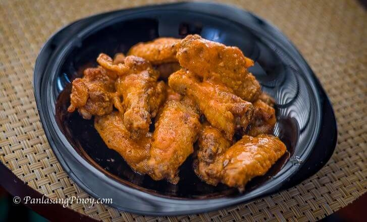 Buffalo Chicken Wings Recipe with Sauce | Recipe | Sauce ...
