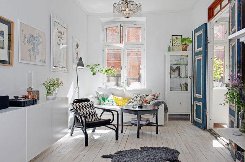 Zweeds Gemixt Appartement : Knus appartement in stockholm appartment maison