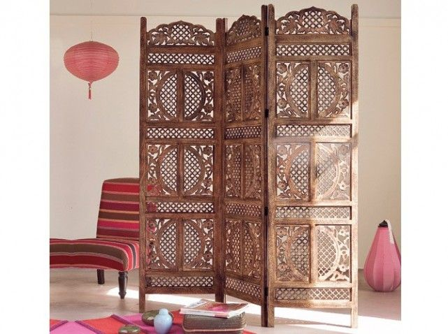 paravent d 39 inspiration oriental moucharabieh pinterest paravent oriental et val rie. Black Bedroom Furniture Sets. Home Design Ideas