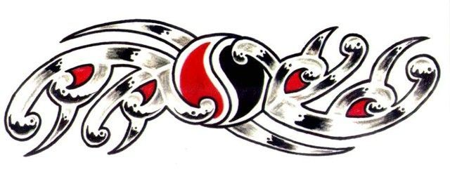 90 nine tattoo designs  yin yang tattoo designs  yin