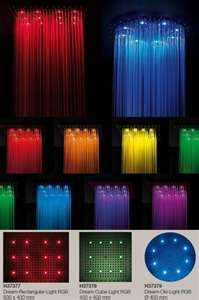who doesnt want a colorful shower - Fantastisch Bing Steam Shower