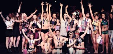 EPAC 2015 Pole Dance Kroatien