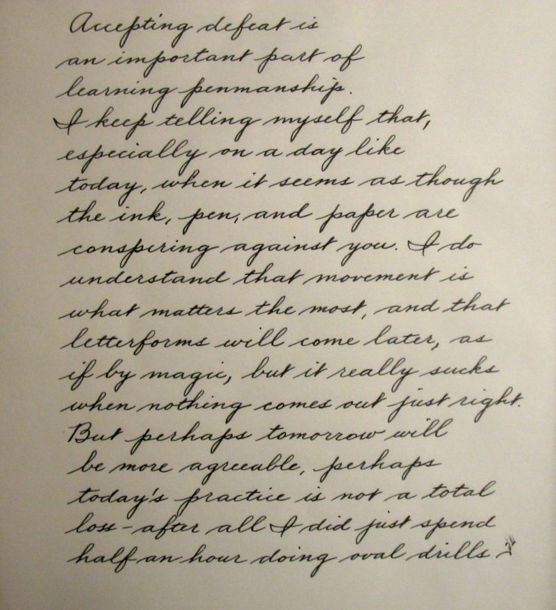 Printable Worksheets palmer handwriting worksheets : Pin by Meg B on pens | Pinterest | Handwriting, Penmanship and ...
