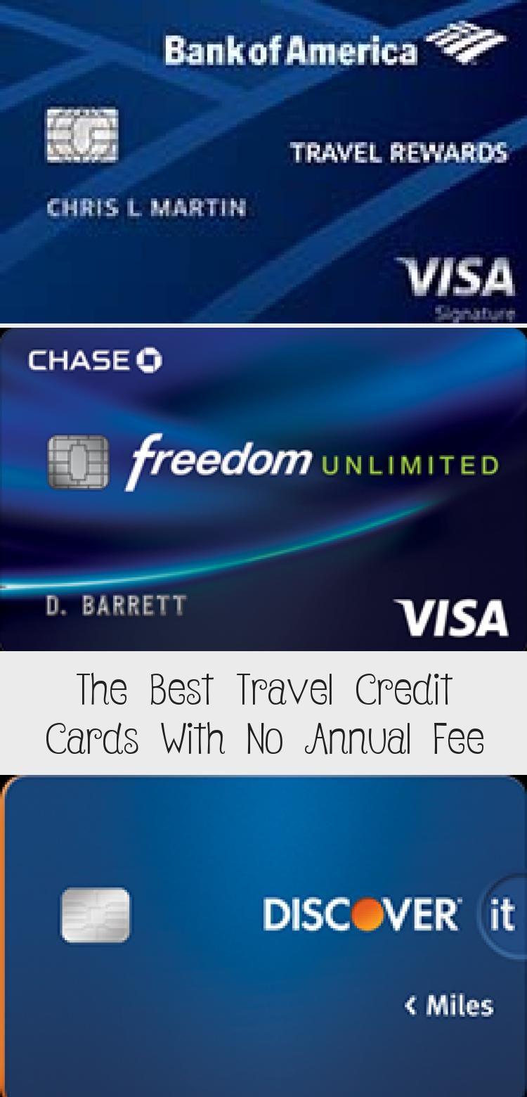 Best reward credit cards 2020 no annual fee