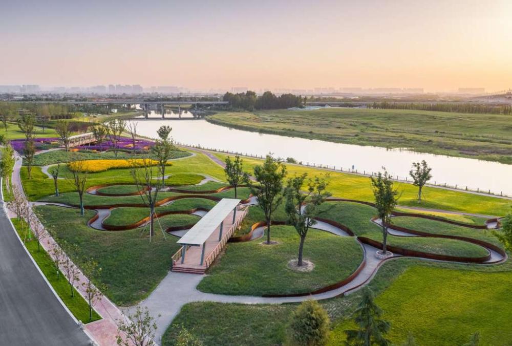 Fengriver Wetland Environmental Design By Gvl Mooool V 2020 G