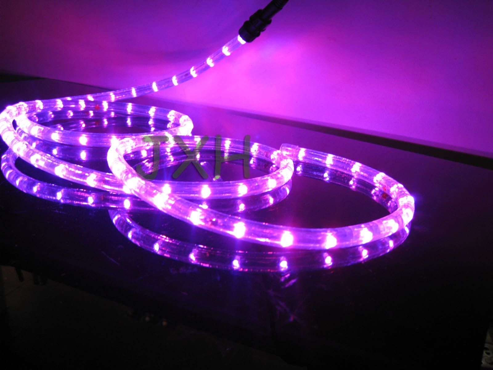 Purple Rope Lights Interesting Bedroom Light Feminine Led Rope Light Exterior Led Rope Light Design Decoration