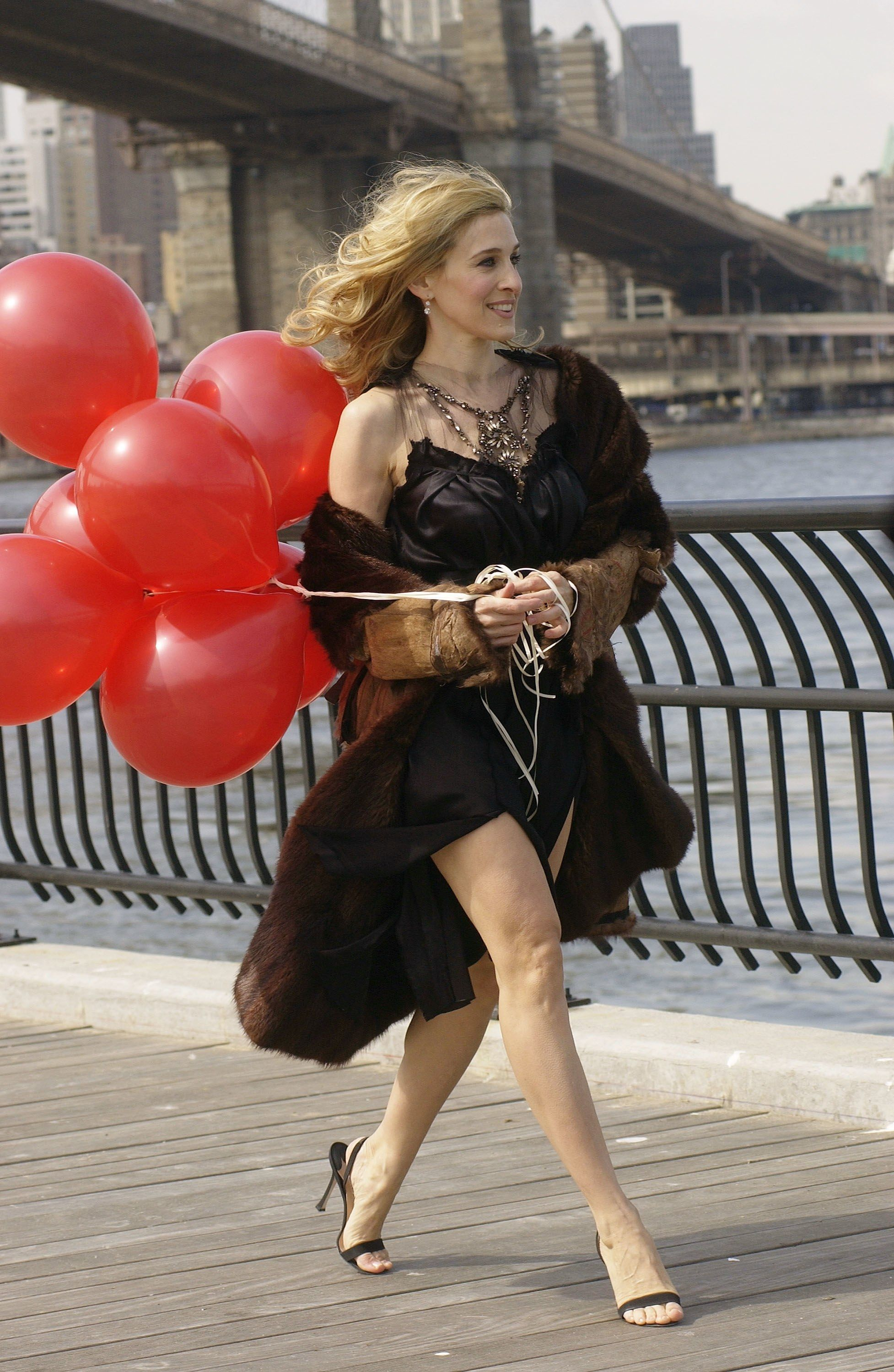 SJP Just Got Into the LBD Game