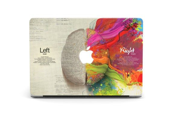 Colorful Brain 16 Inch Macbook Pro Case Laptop Cases Macbook | Etsy