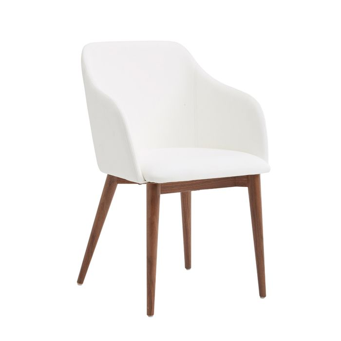 Dip Dining Chair White  House  Dining Room Options  Pinterest Adorable White Kitchen Chairs 2018