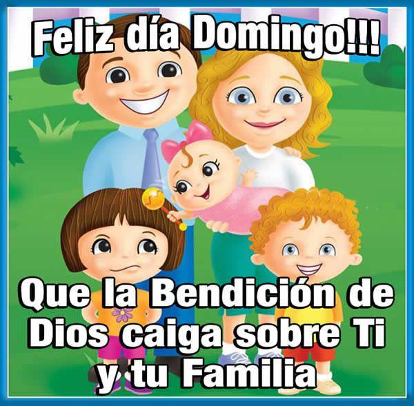 Domingo En Familia
