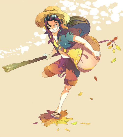 Image de luffy, anime, and one piece