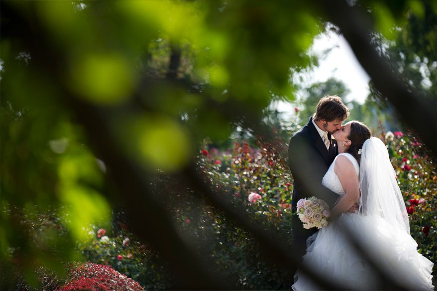 Wedding Portraits Frame Park Waukesha JBe Photography | Wedding ...