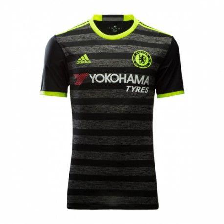Camiseta del Chelsea Away 2016 2017  0ab6f122a36b2