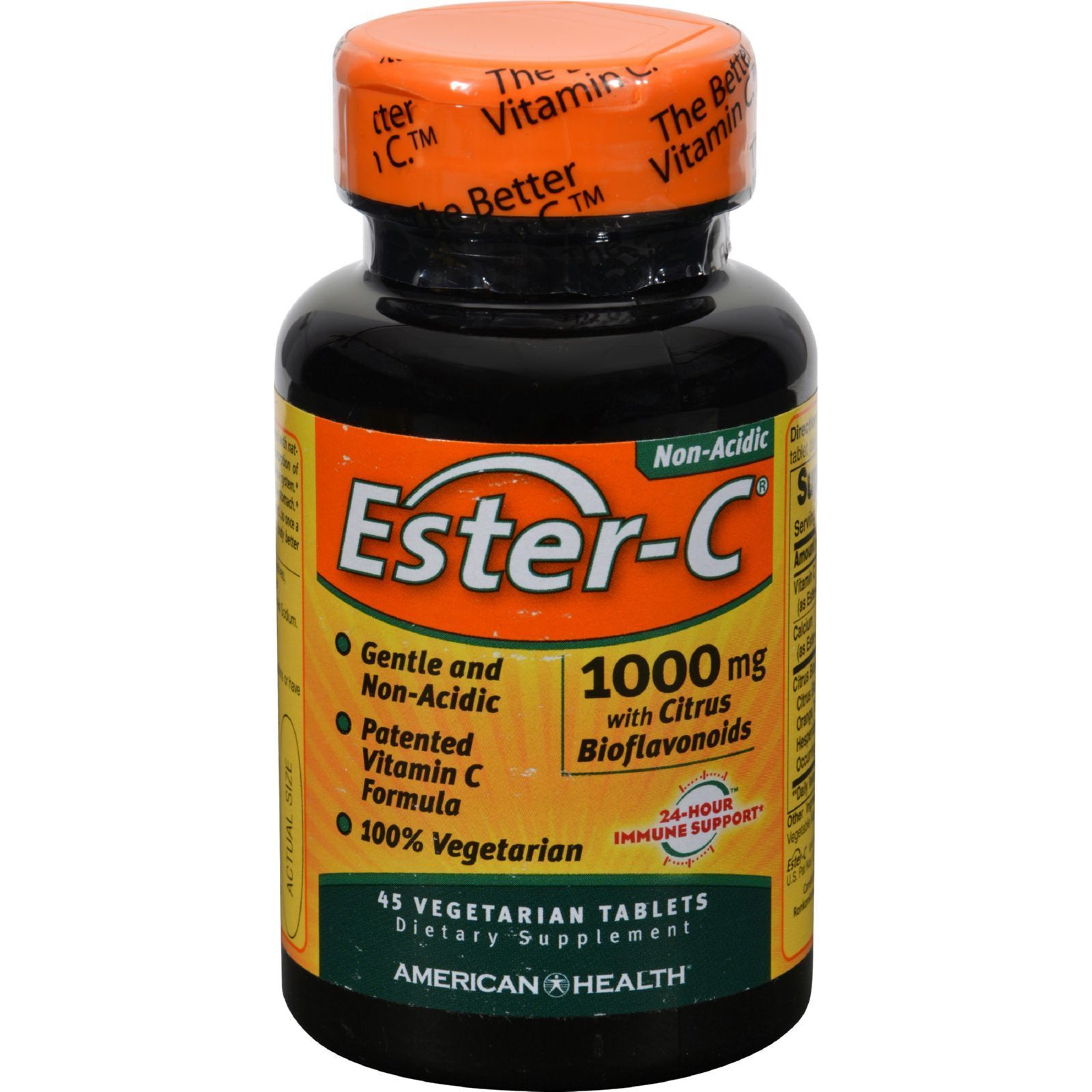 American Health EsterC with Citrus Bioflavonoids 1000