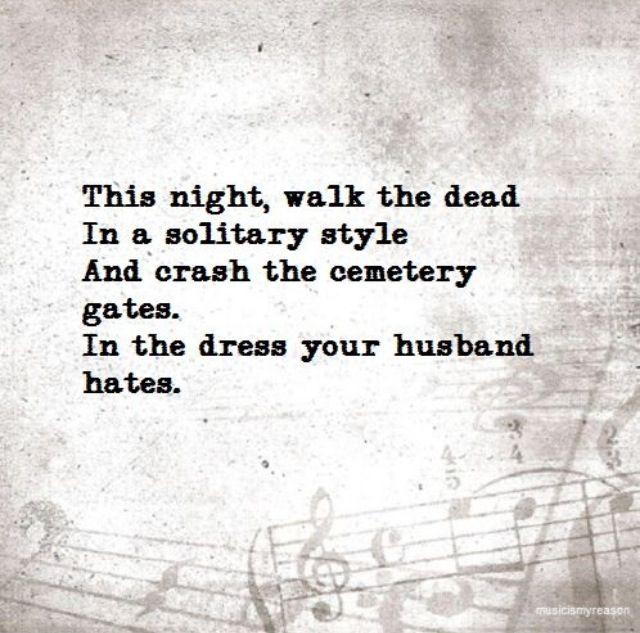 Cemetery Lyrics