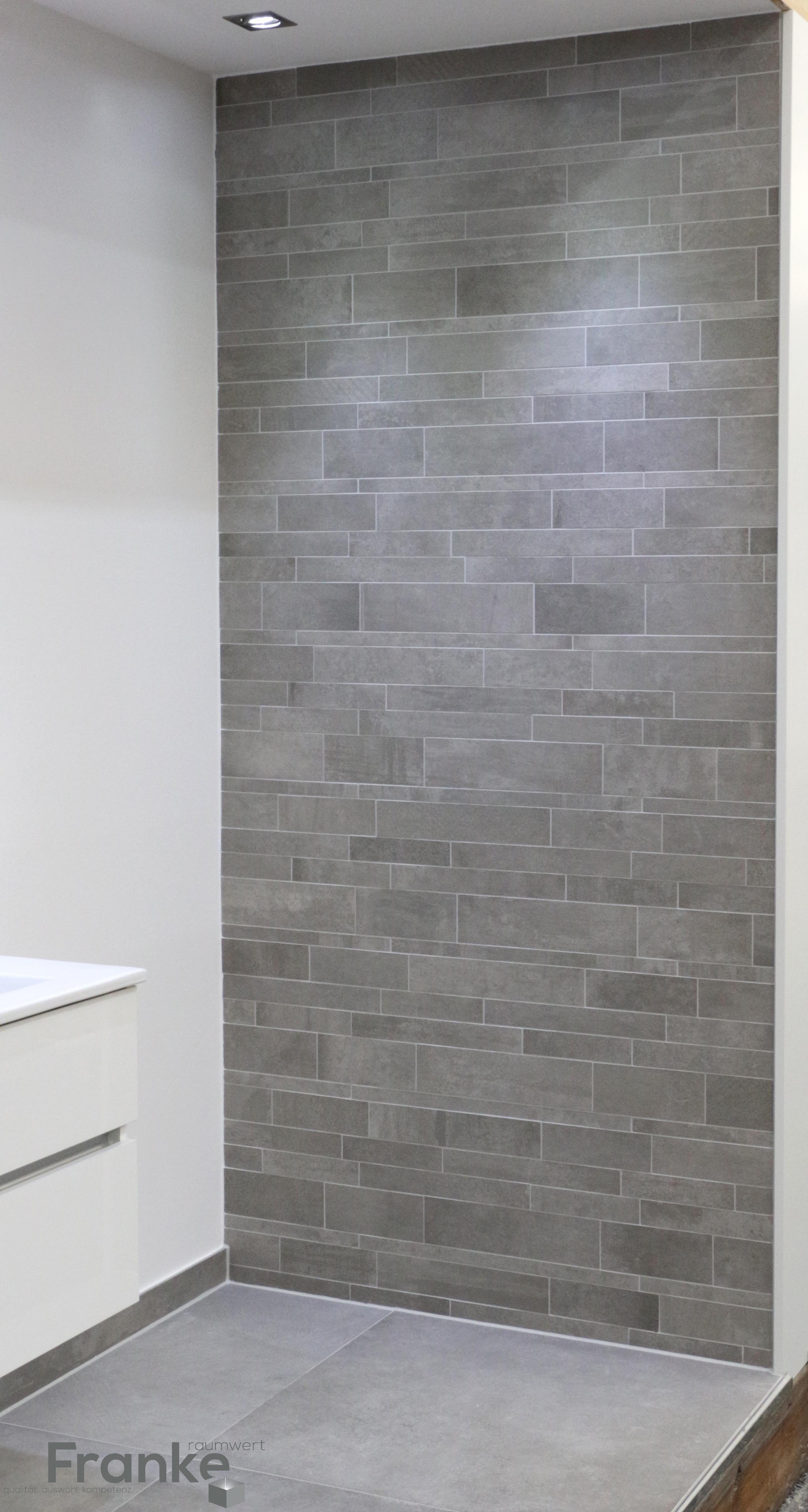 Badezimmer dekor mit fliesen feinsteinzeug dekor in betonoptik im format x dekor great