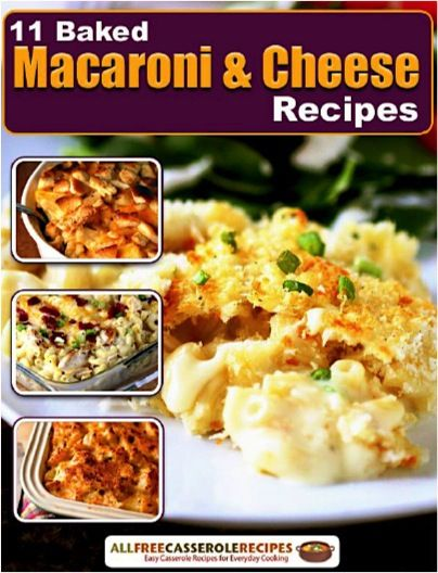 FREE e-Cookbook: 11 Baked Macaroni and Cheese Recipes! ~ at TheFrugalGirls.com #macaraoni #cheese #recipes