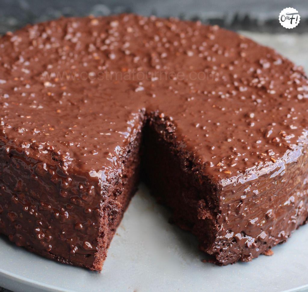 Recette Gateau Chocolat Anniversaire