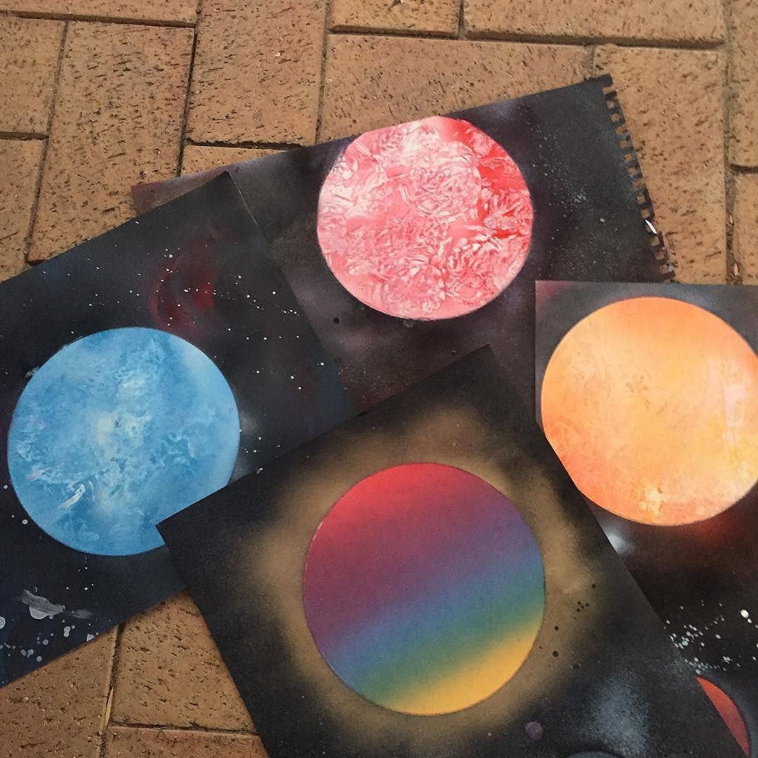 provocative-planet-pics-please.tumblr.com Yah done lol #spam #planets hey its not much but I like it _ will only get better #spraypaint #sprayart by mzhlz https://www.instagram.com/p/_OvEBrvfns/