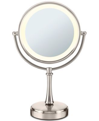 Conair Touch Control Double Sided Lighted Makeup Mirror