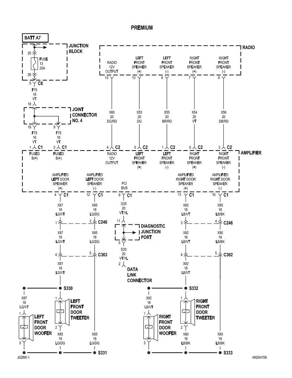 Category Wiring Diagram 11 Dodge Dakota Dodge Durango Dodge