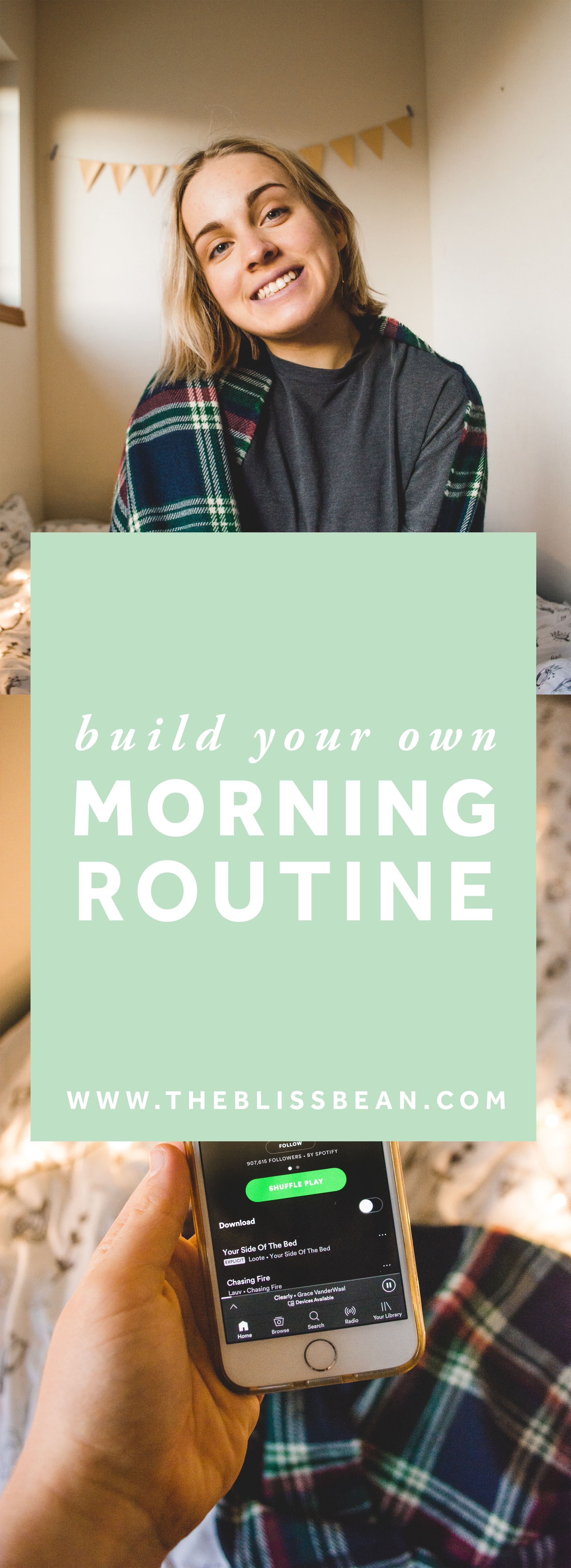Build Your Own Morning Routine With Images