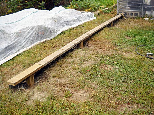 Greenhouse Build #buildyourowndeck | Build a greenhouse ...
