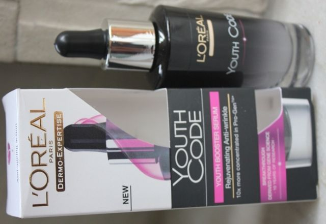 #Loreal #YouthCode #Youth #Booster #Serum #review #price and details on the blog