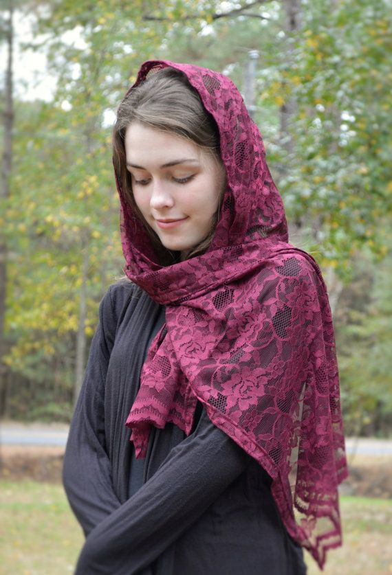 Church Women's Shawl