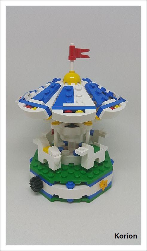 Carousel Summer Cool Edition Lego Pinterest Carousel Lego
