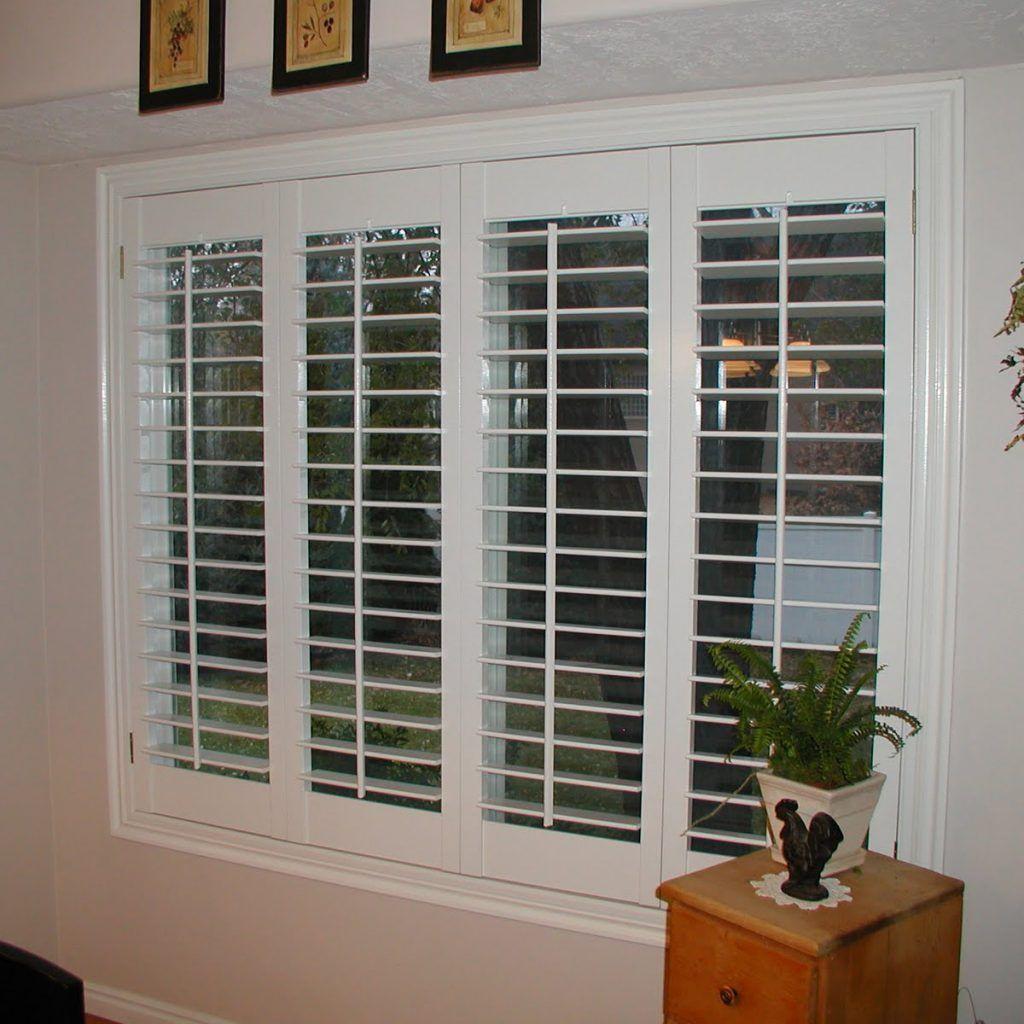 Stanfield shutter co accordion plantation shutters fold regarding