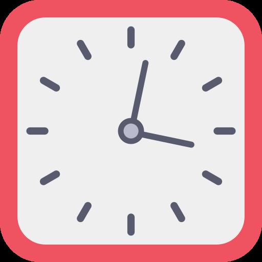 34 895 Free Vector Icons Of Clock Clock Clock Icon Vector Free