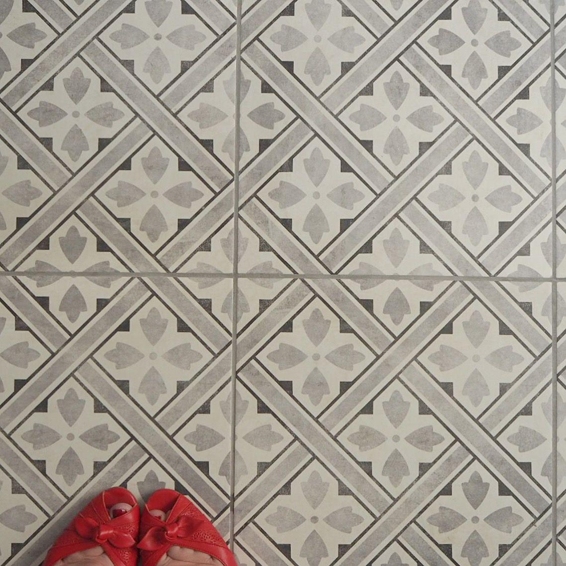 Laura ashley mr jones grey patterned floor tiles charcoal bathroom laura ashley mr jones grey patterned floor tiles charcoal bathroom inspo dailygadgetfo Images