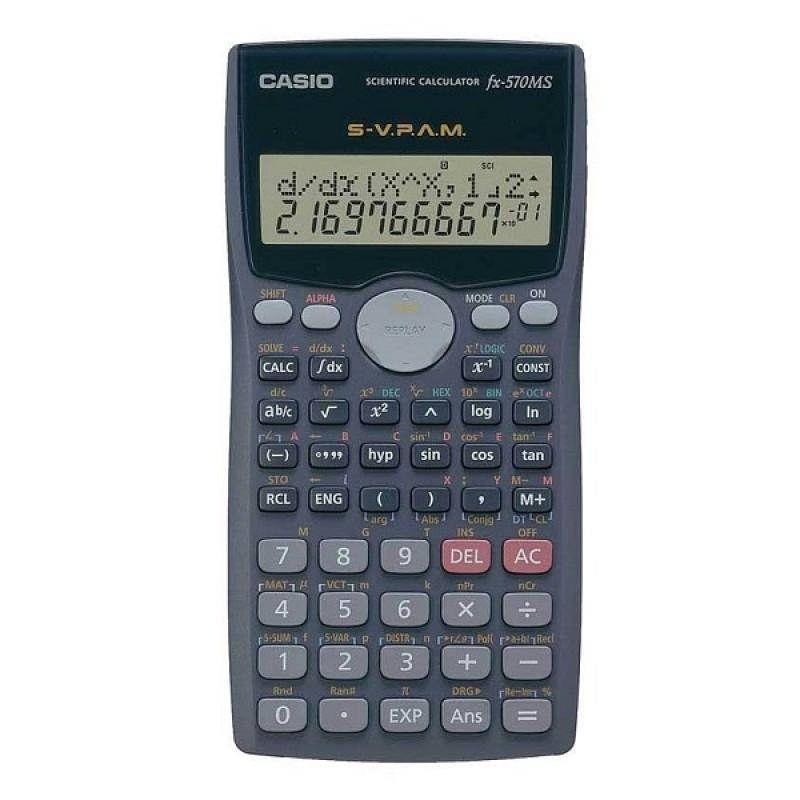 Khuyến Mai May Tinh Casio Fx 570ms Gia Rẻ Tại Hamyshop Hamyshop Casio Va Calculator