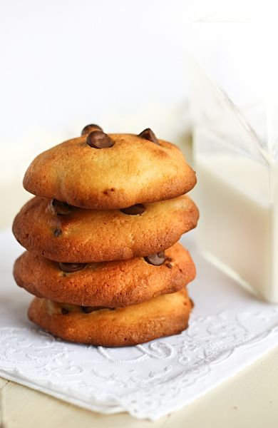 Orange Chocolate Chip Buttermilk Cookies By Raspberri Cupcakes Buttermilk Cookies Buttermilk Recipes Chocolate Chip Cookies