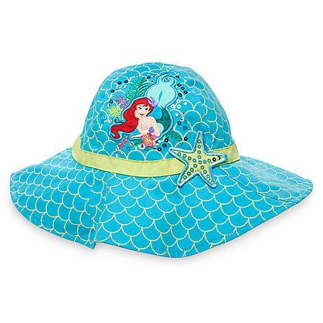 Ariel Swim Hat for Girls - Personalizable  13c98755b799