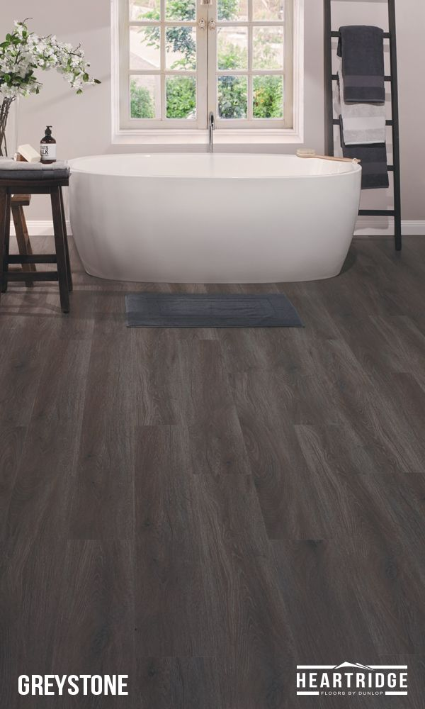 Heartridge Floors Greystone Luxury Vinyl Plank Flooring