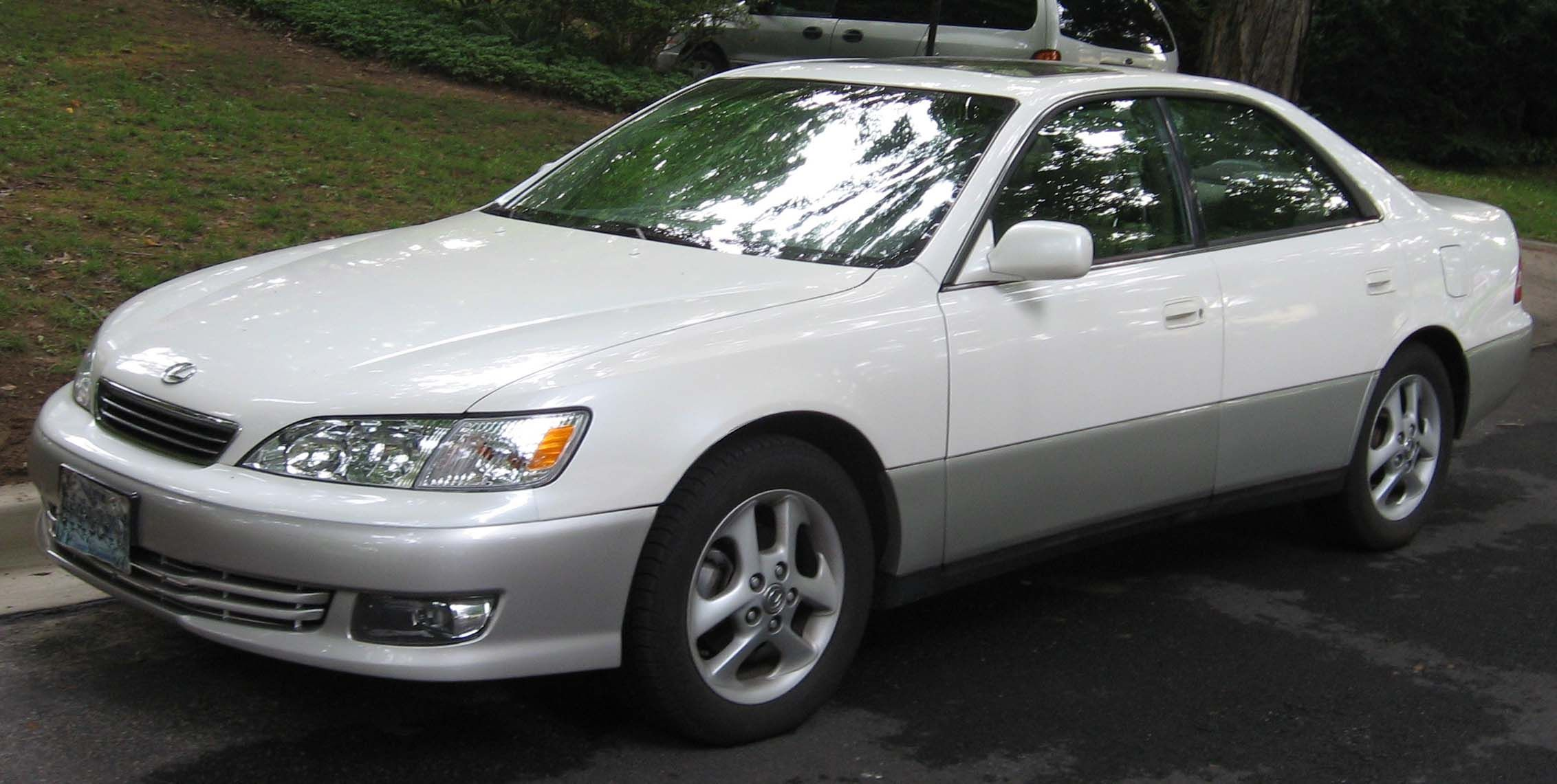 2000 Lexus - my car and number one love since. Lexus es 300 ...