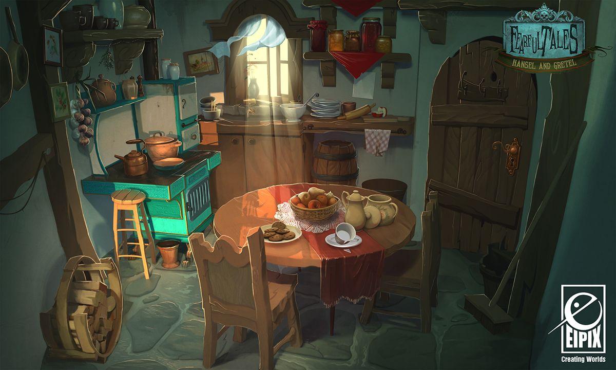 "NJA3D: Fearful Tales - ""Hansel and Gretel"" part I"