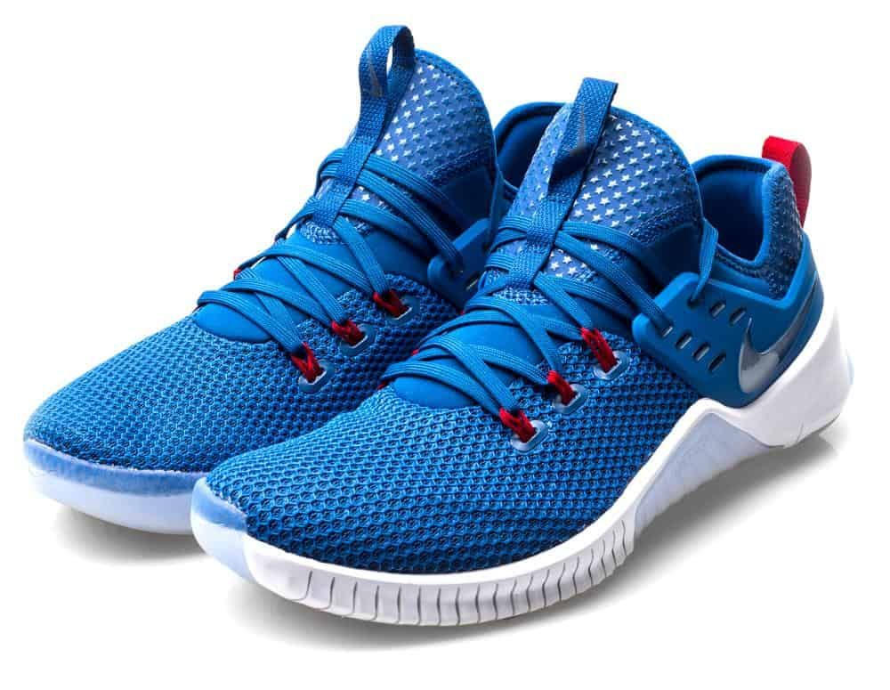 40edcb0bc29 Nike Metcon x Free in Americana color scheme - looking sharp ...