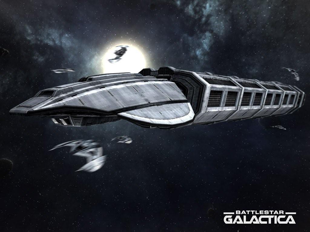 "bsg game Ares games will publish and distribute worldwide a starship combat miniature  game based on the battlestar galactica™ tv series, including both the ""classical ""."