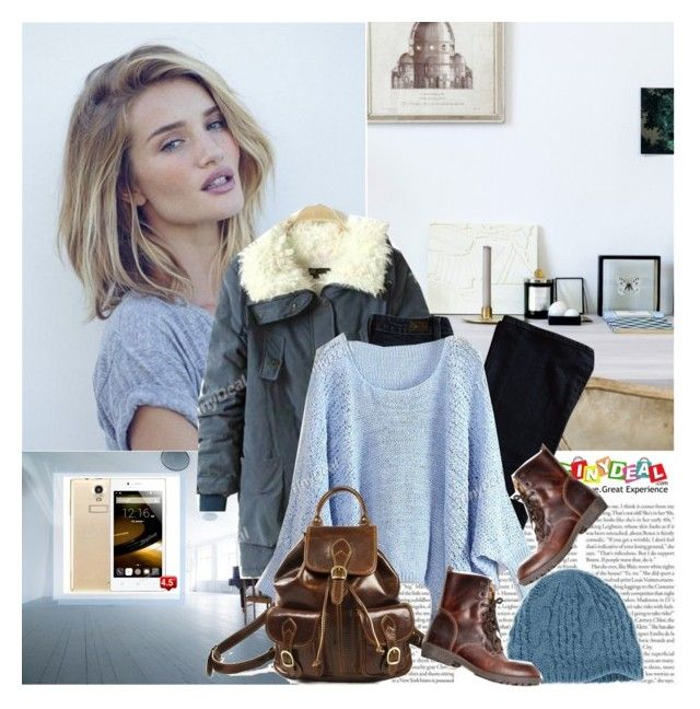 """""""Tinydeal.com"""" by mada-malureanu ❤ liked on Polyvore featuring Whiteley, Paige Denim, The North Face and tinydeal"""