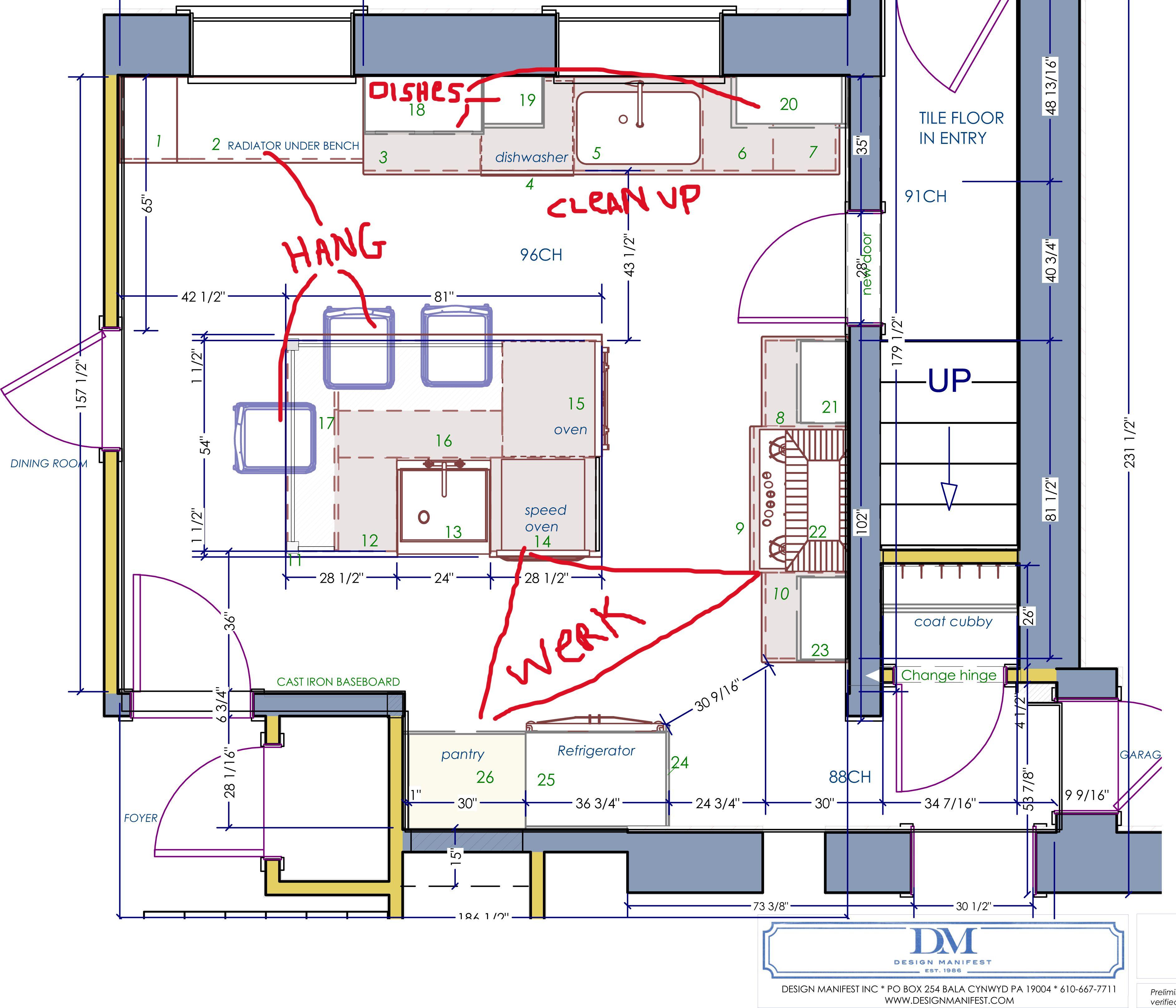 Kitchen Layouts Archives Design Manifest Interior Design And Construction Kitchen Layout Layout