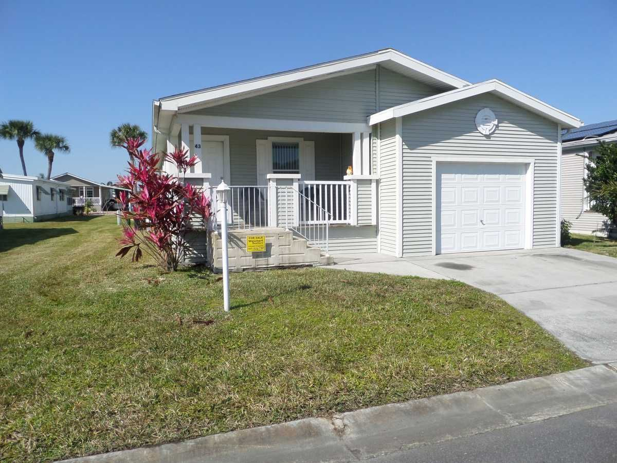 palm harbor manufactured home for sale in melbourne fl 32934 rh pinterest com