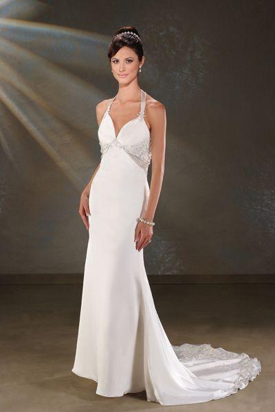 1000  images about Wedding dresses on Pinterest  Elegant wedding ...