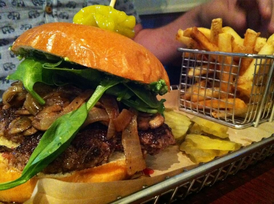 The Burger Joint Everyone Is Talking About In Your State Trips - Burger joint us map