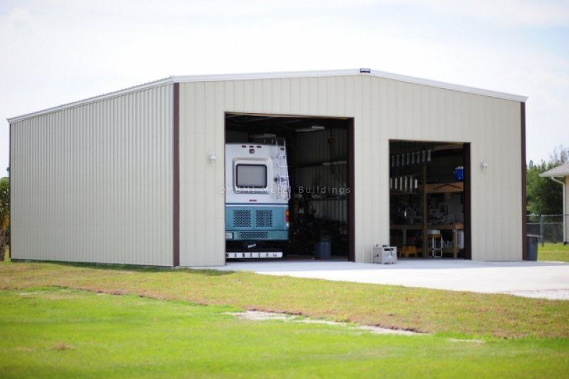 Rv Storage Mbmi Metal Buildings Renting A House Built In Storage Rent