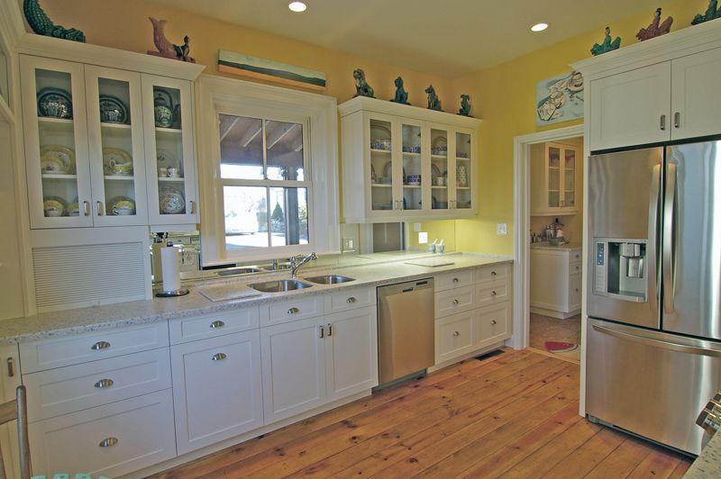 Beautiful Painted Kitchen Nova Scotia New Kitchen Kitchen Home Decor